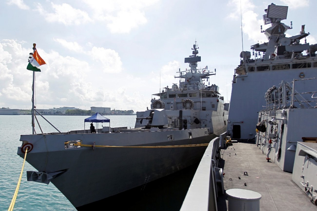 India's Stealth Corvettes: Could Think Chinese Submarines in a War?