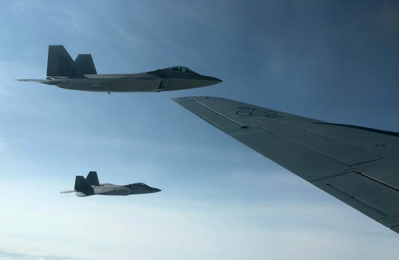 Why America's Enemies Can't Stop Stealth Fighters or Bombers