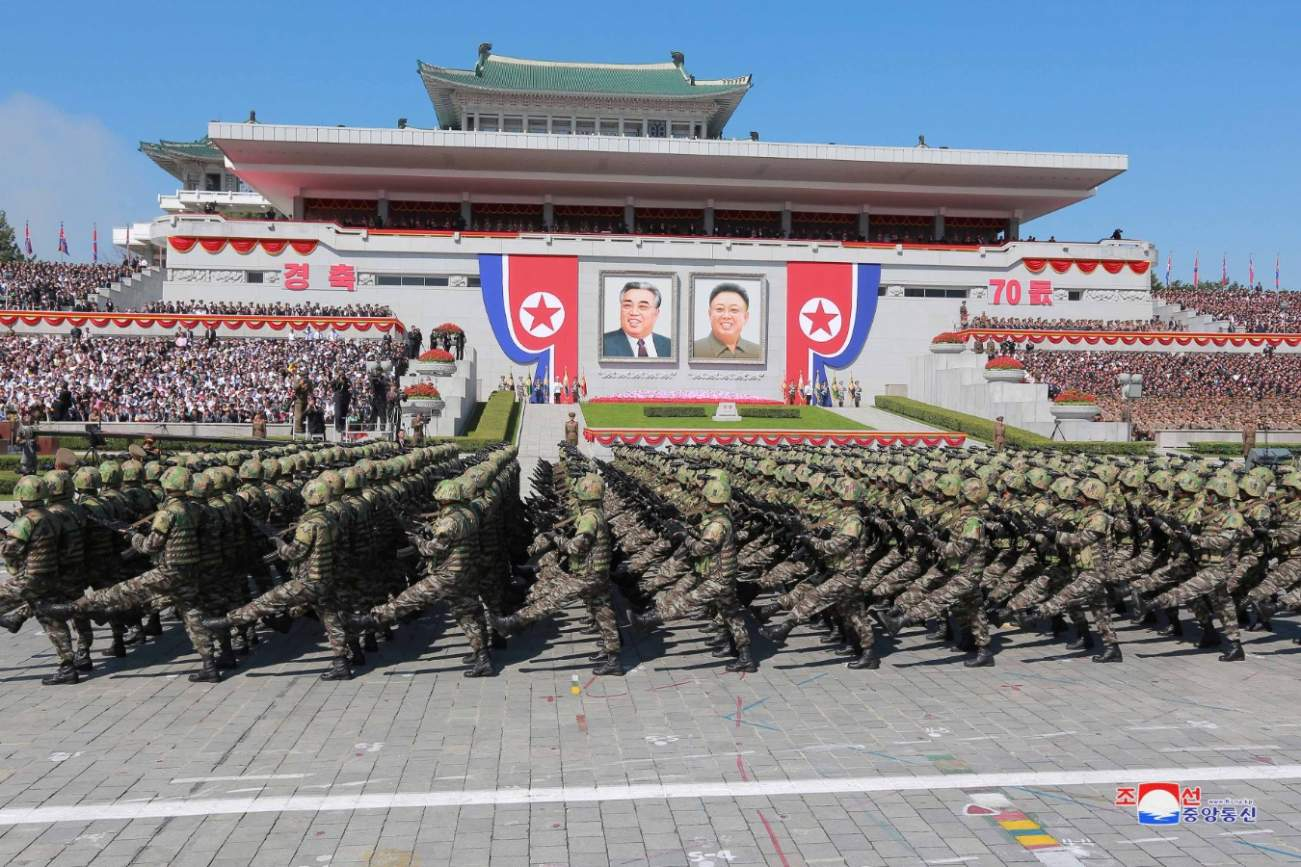 North Korea Has a Secret Weapon: Tunnels, Lots of Tunnels