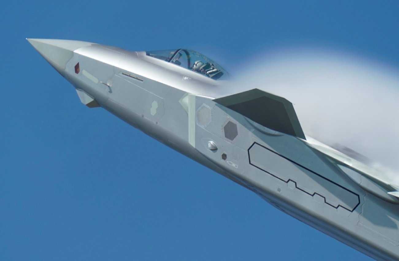 Is China's New J-20 Stealth Fighter Really Ready to Fight?