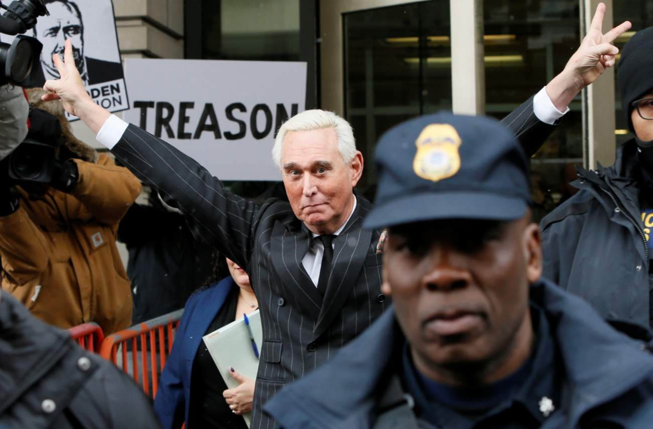 Why Trump Is Waiting to Pardon Roger Stone