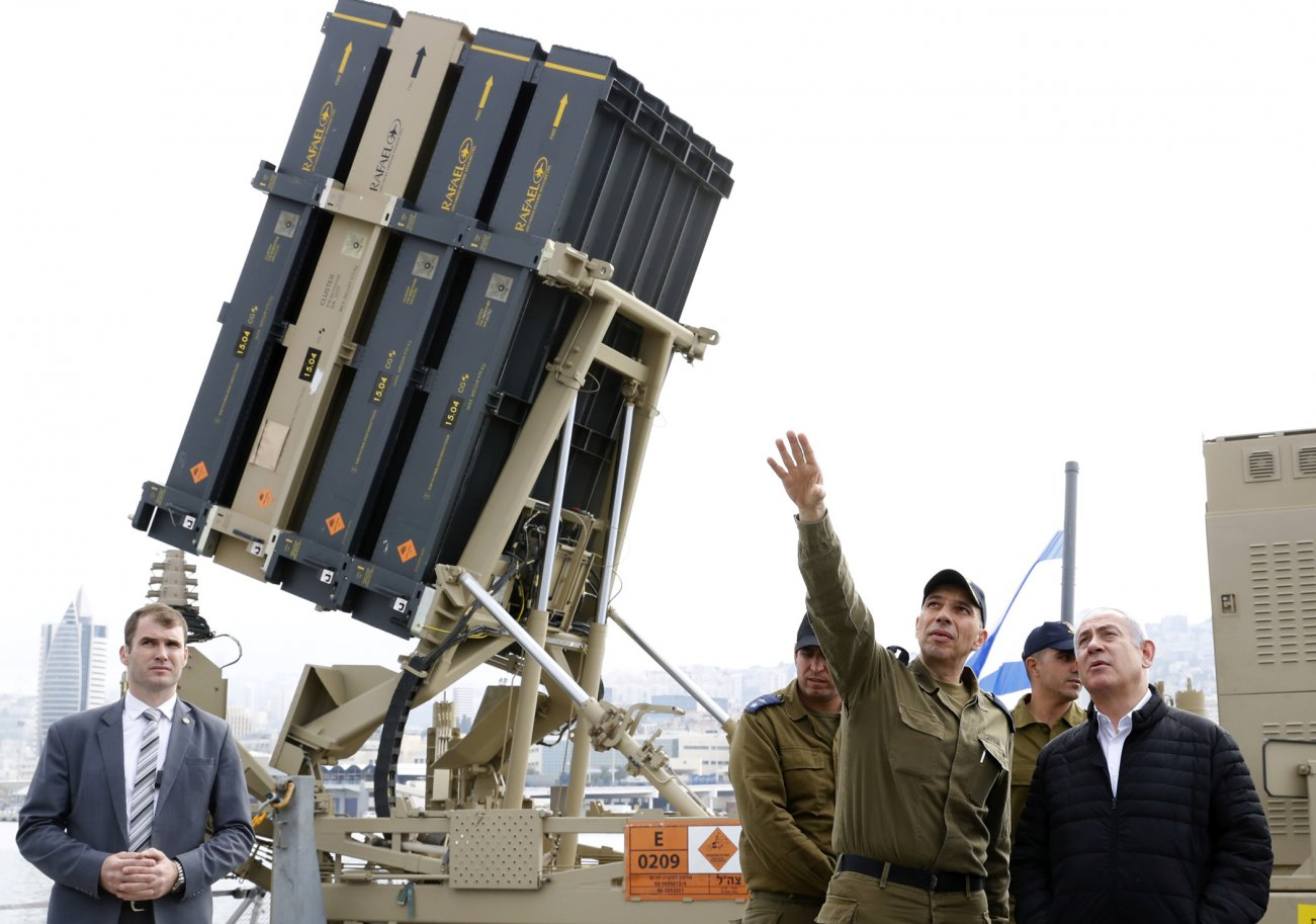 U.S Army Set to Conduct Iron Dome Tests