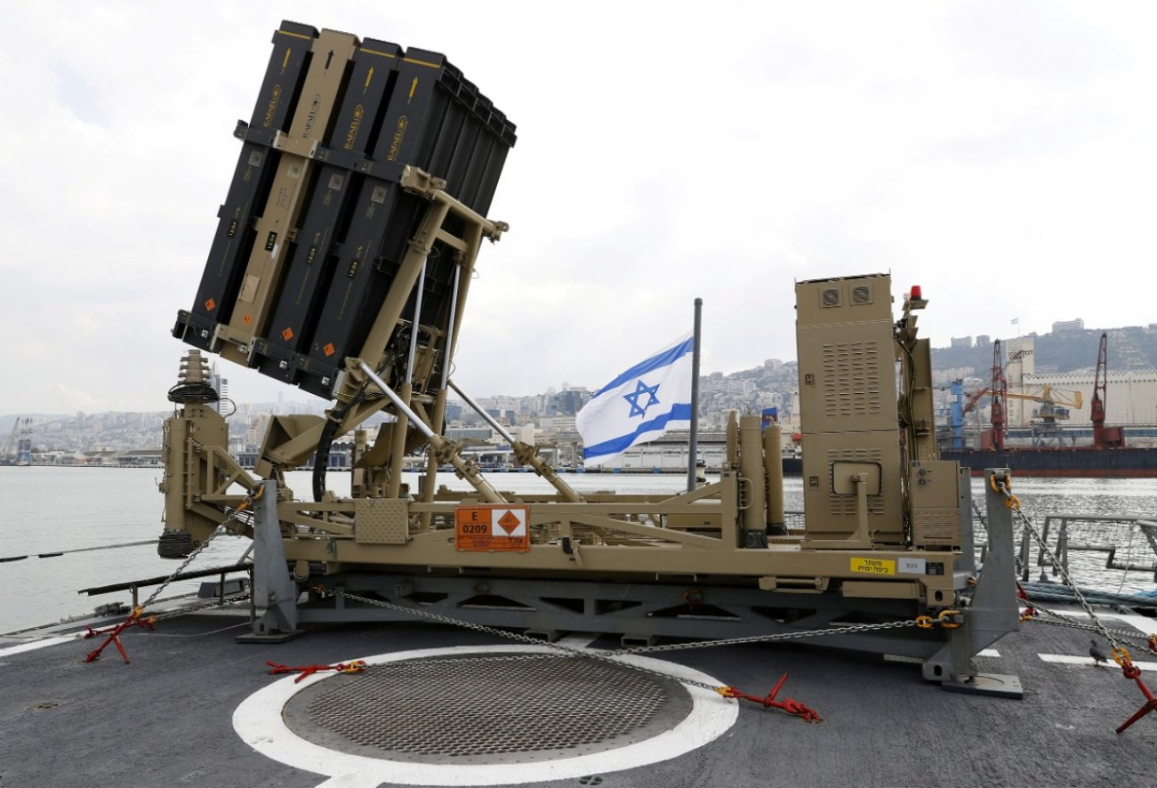 Chinese Hackers are Ensuring That Not Only America Gets Israel's Iron Dome