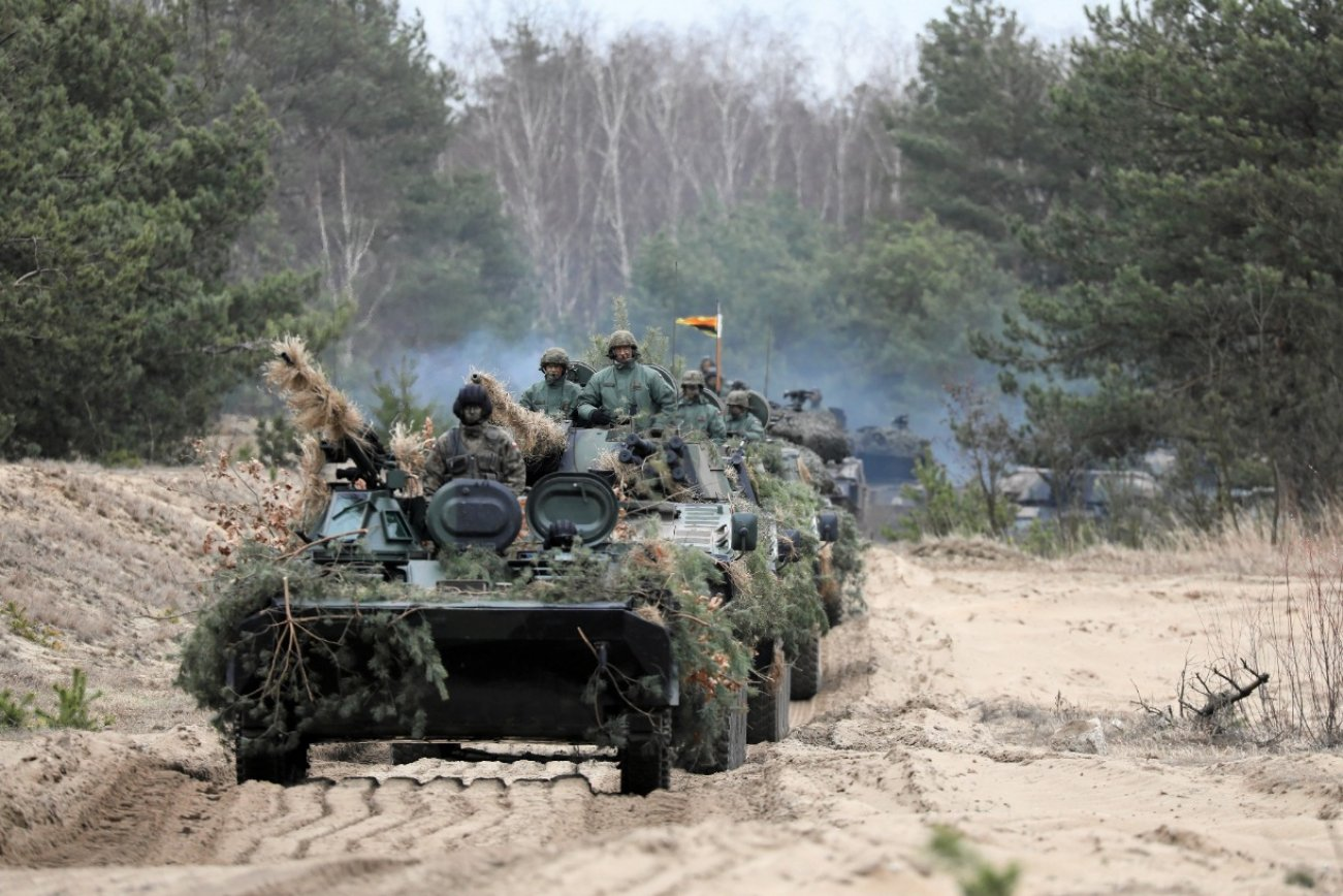 How Poland Just Lost to Russia in a Massive Wargame (And What It Means)