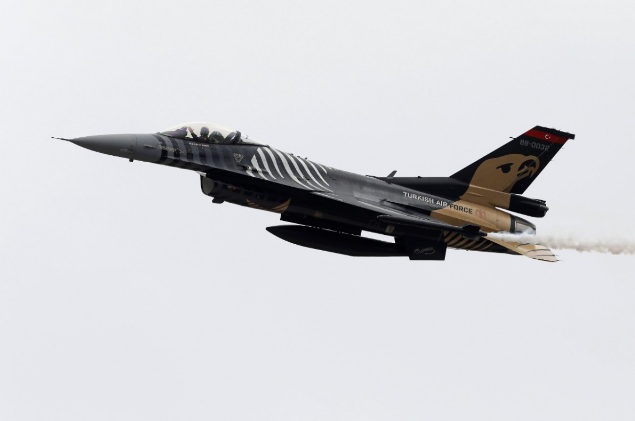How Turkey Destroyed Its Own Air Force (And No, Not In a War)