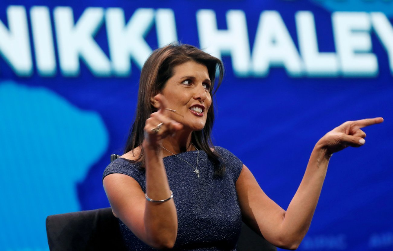 Nikki Haley's Astounding Claims About Iran