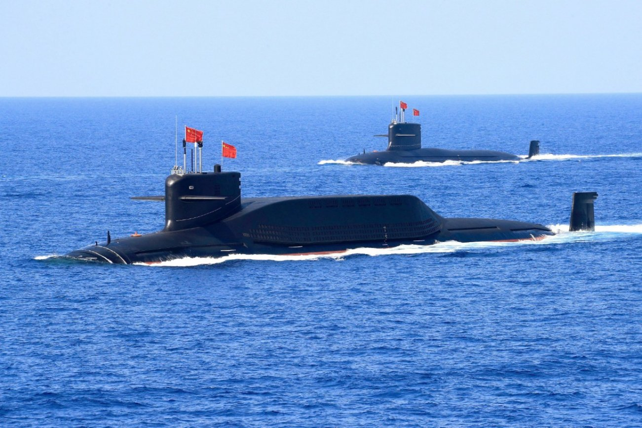 Will Russia and China Build a 'Non-Nuclear' Submarine Together?
