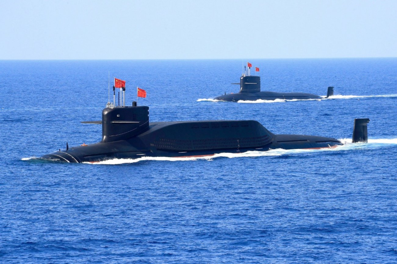 China's New 'Ultraquiet' Submarines Could End America's Navy Dominance