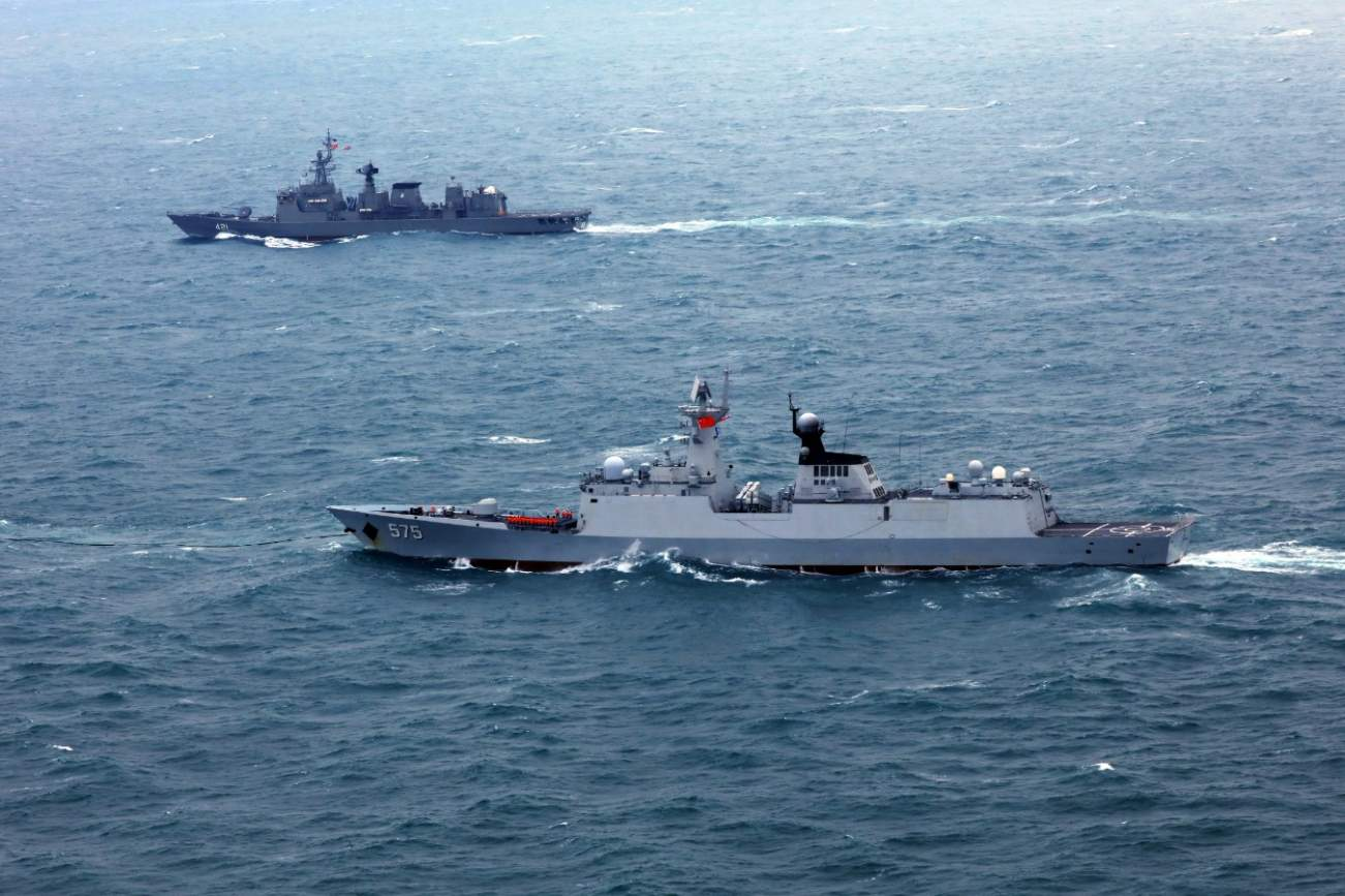 China's Navy Is Growing Fast, But Just How Powerful Has It Become?