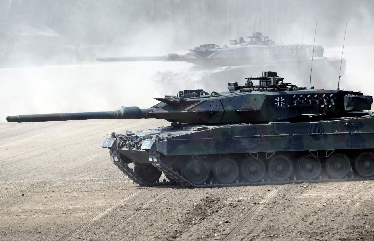 See This Tank? It Got Totally Smoked In Syria