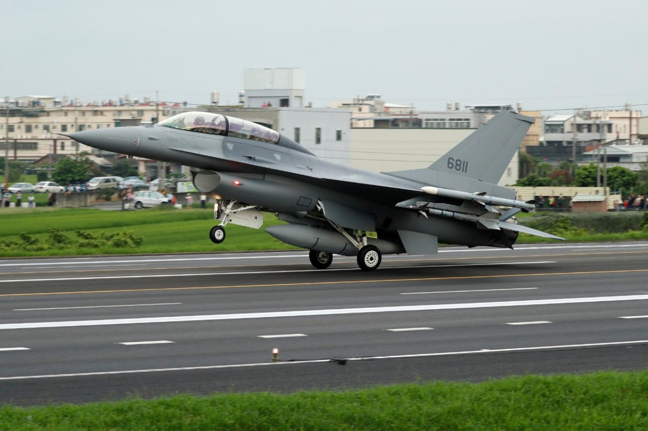 China Is Planning to Defeat Taiwan's Air Force on the Ground