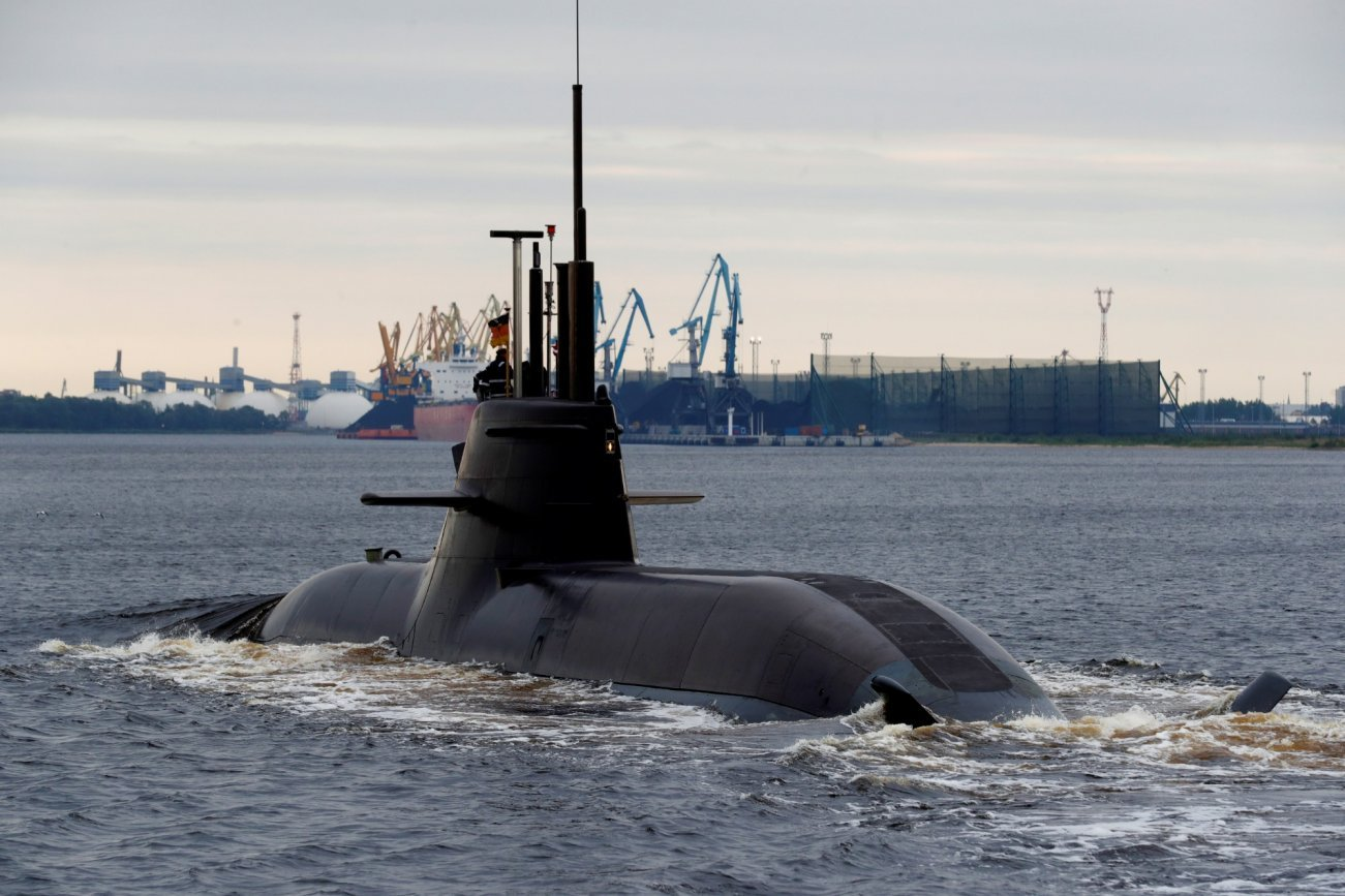 Germany's Supercavitating Torpedoes: The Super Weapon the U.S. Navy Doesn't Have