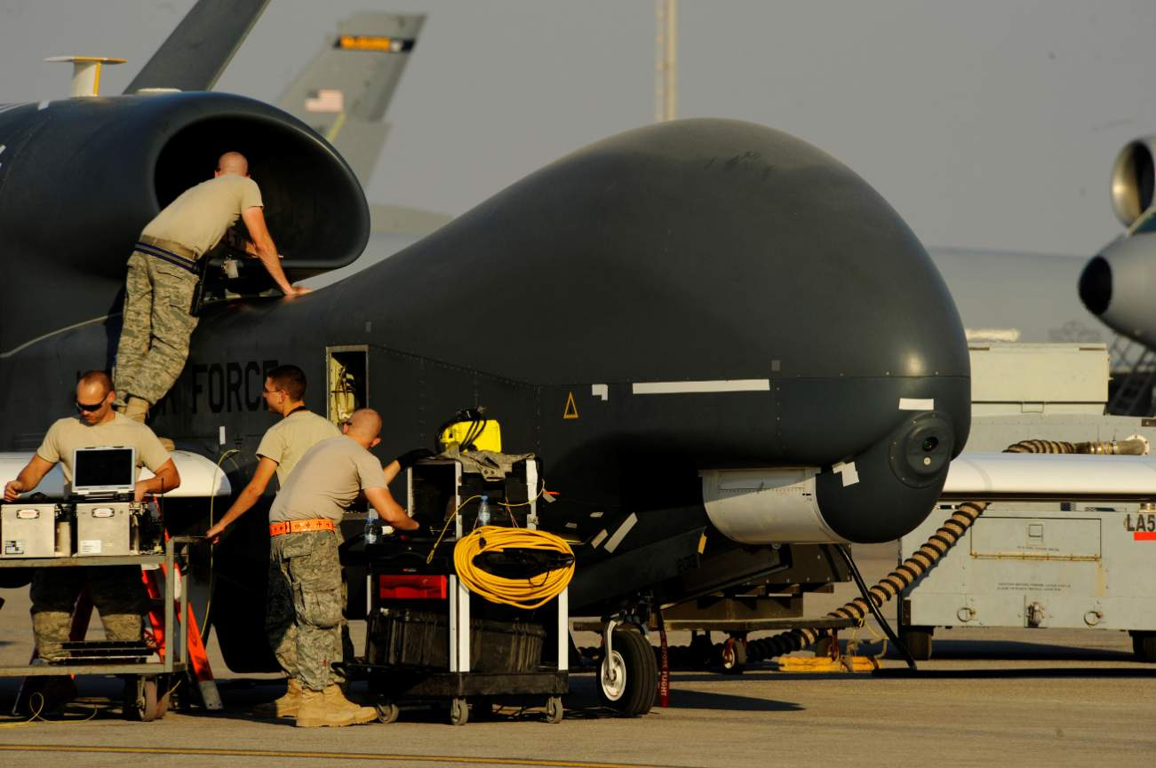 Iran's Drone Shootdown Shows We're Vulnerable For the Next War