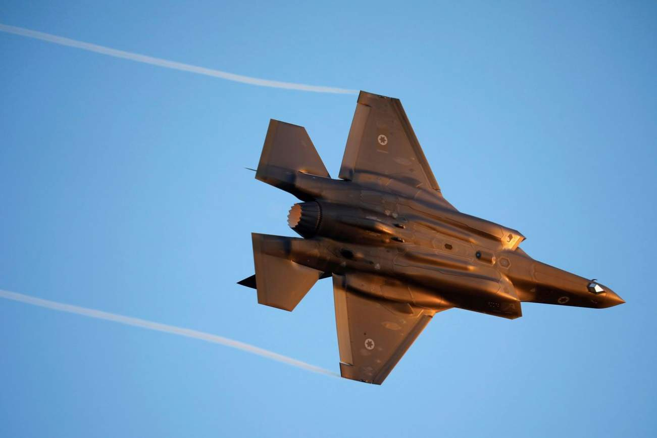 6th Generation Stealth Surprises: What Comes After the F-22 And F-35?