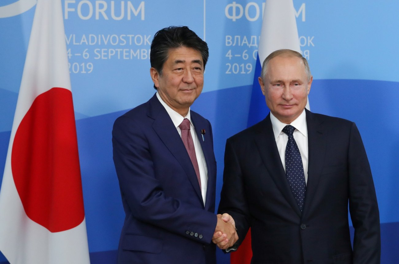 It's Time to Solve the Kuril Islands Dispute