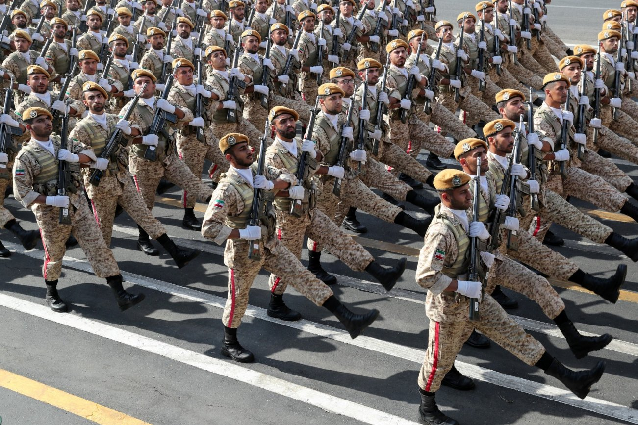 How Dangerous Iran's Army?