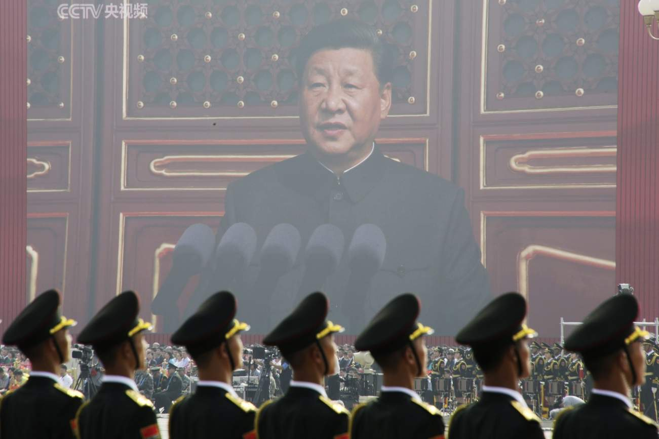 Is China Totalitarian?