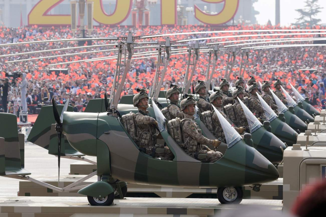 Try This on For Size: China Decides to Invade North Korea