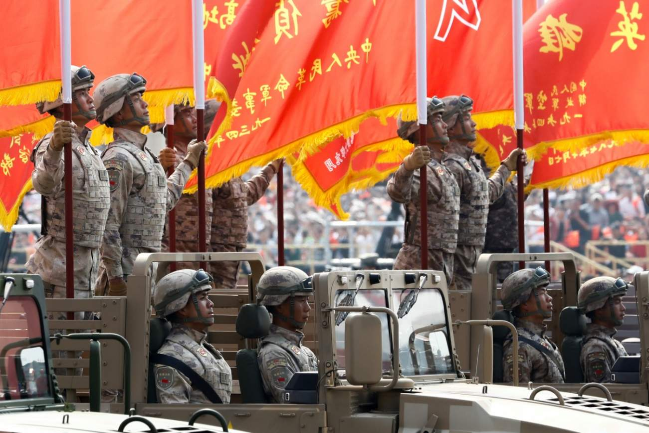 China's Military Is Stealing Its Way To Superpower Status