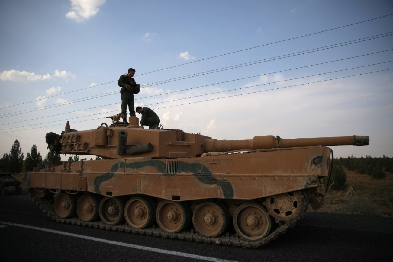 How Turkey Built One of Europe's Most Powerful Armies