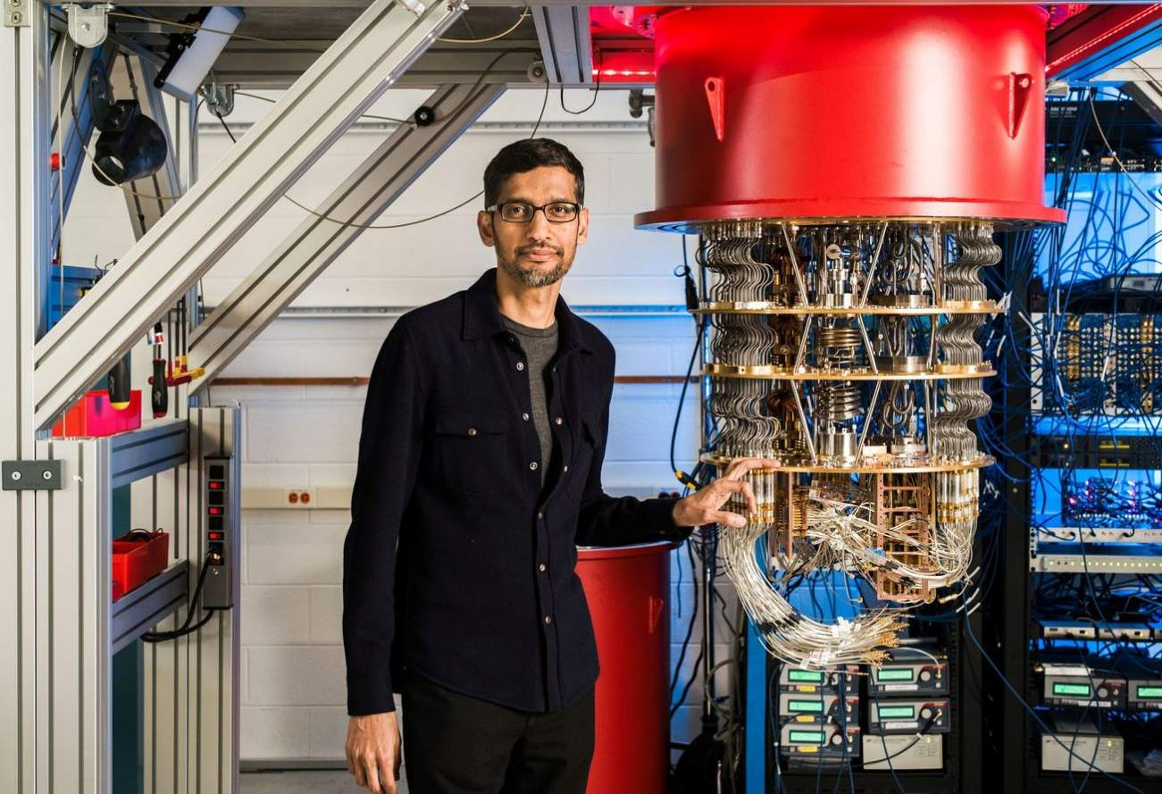"IBM Just Called Out Google Over Their ""Quantum Computer"""
