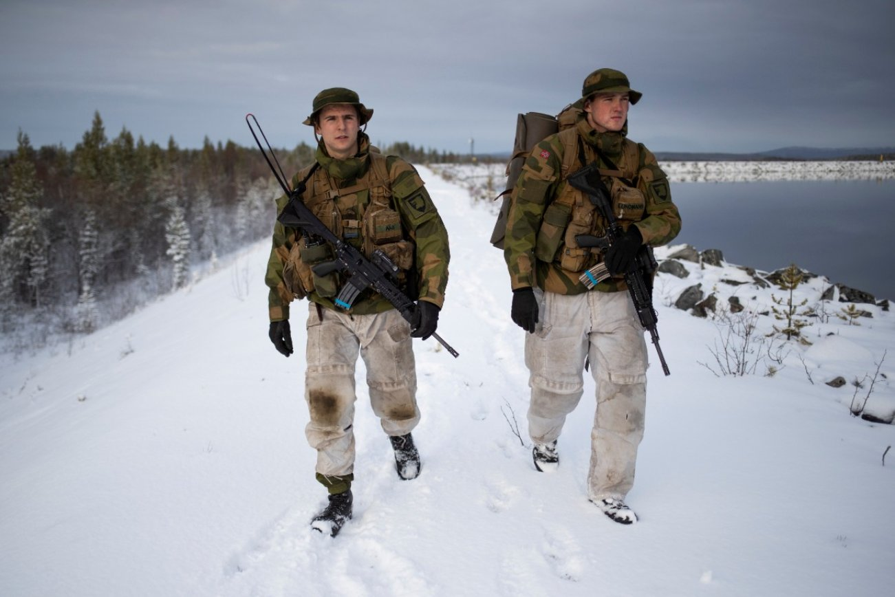 Russia Knows That the Norwegian Military is No Pushover