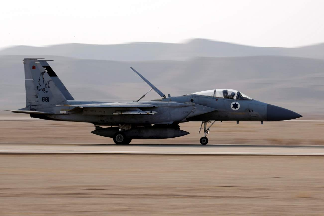 You Can't Stop This Fighter Jet: Why Israel's Air Force Rules