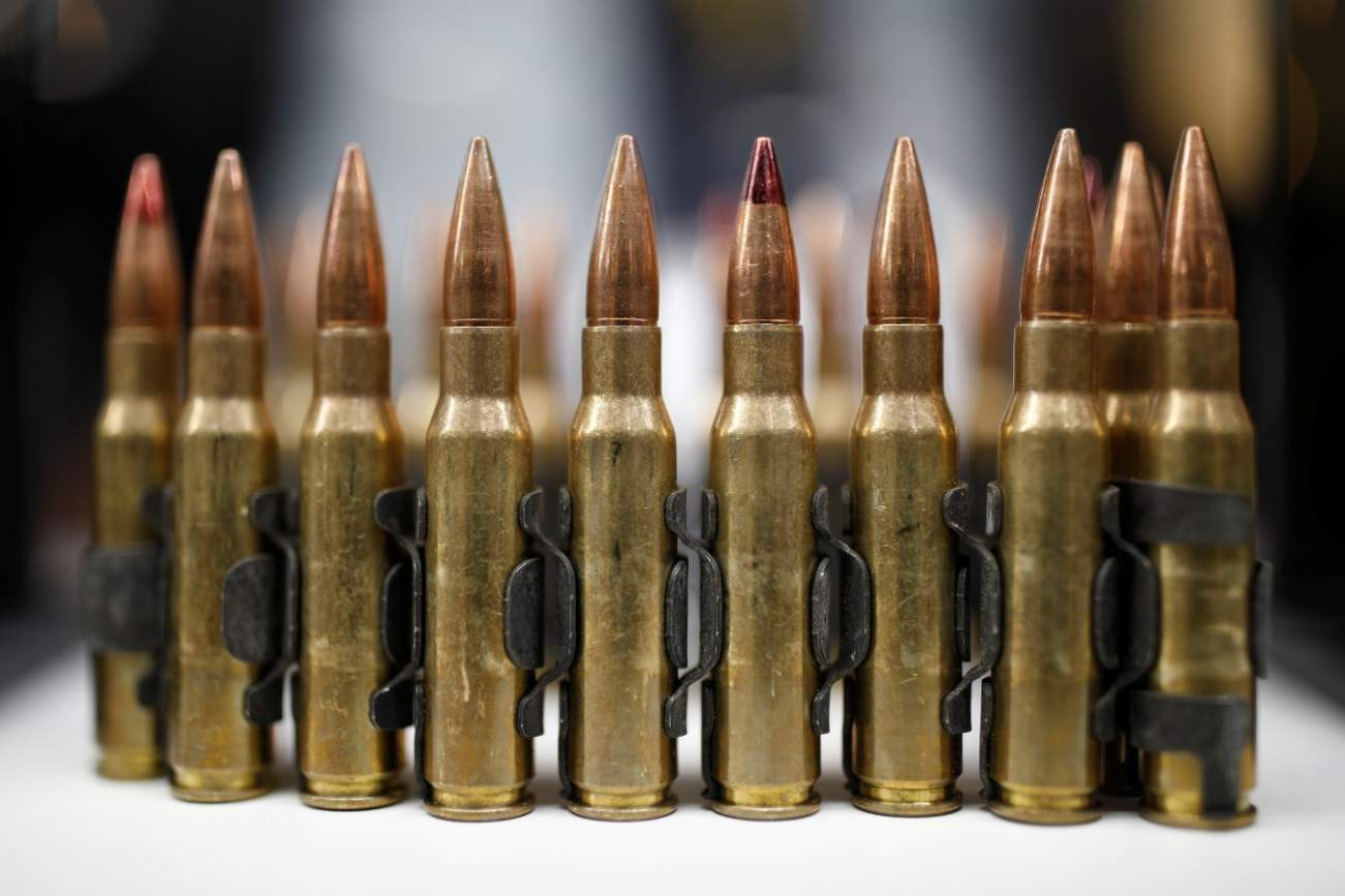 Gonna Carry That Weight: Why The Army Wants To Revolutionize Its Ammunition