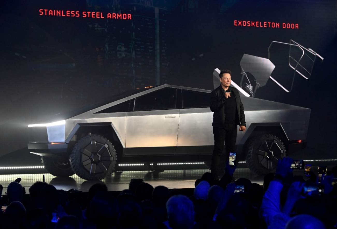 The Cybertruck Shows How Tesla Could Dominate the Auto Industry