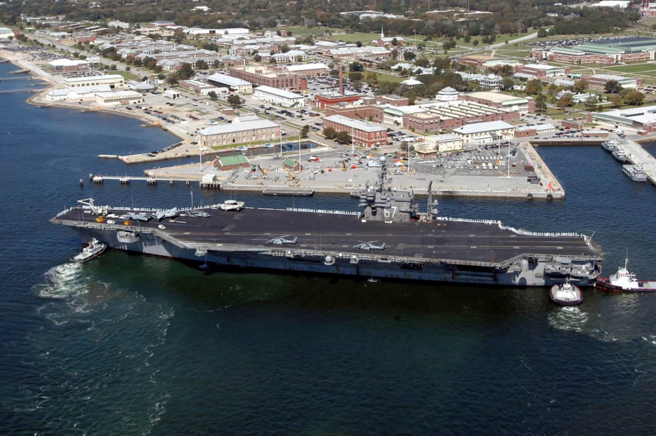 If DARPA Has Its Way, Every Navy Ship Will Soon Be An Aircraft Carrier