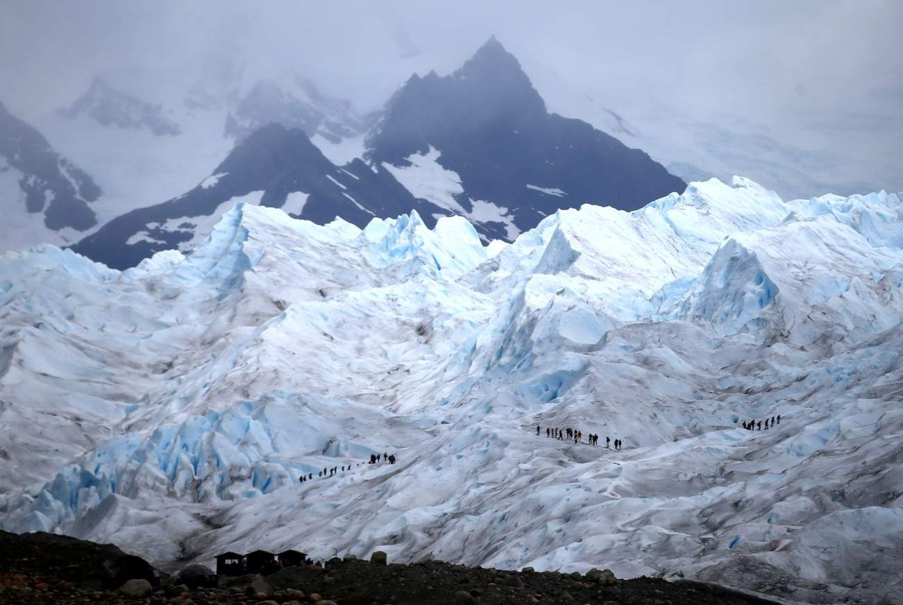 Glaciers Are Some Of the Most Beautiful Landscapes In the World