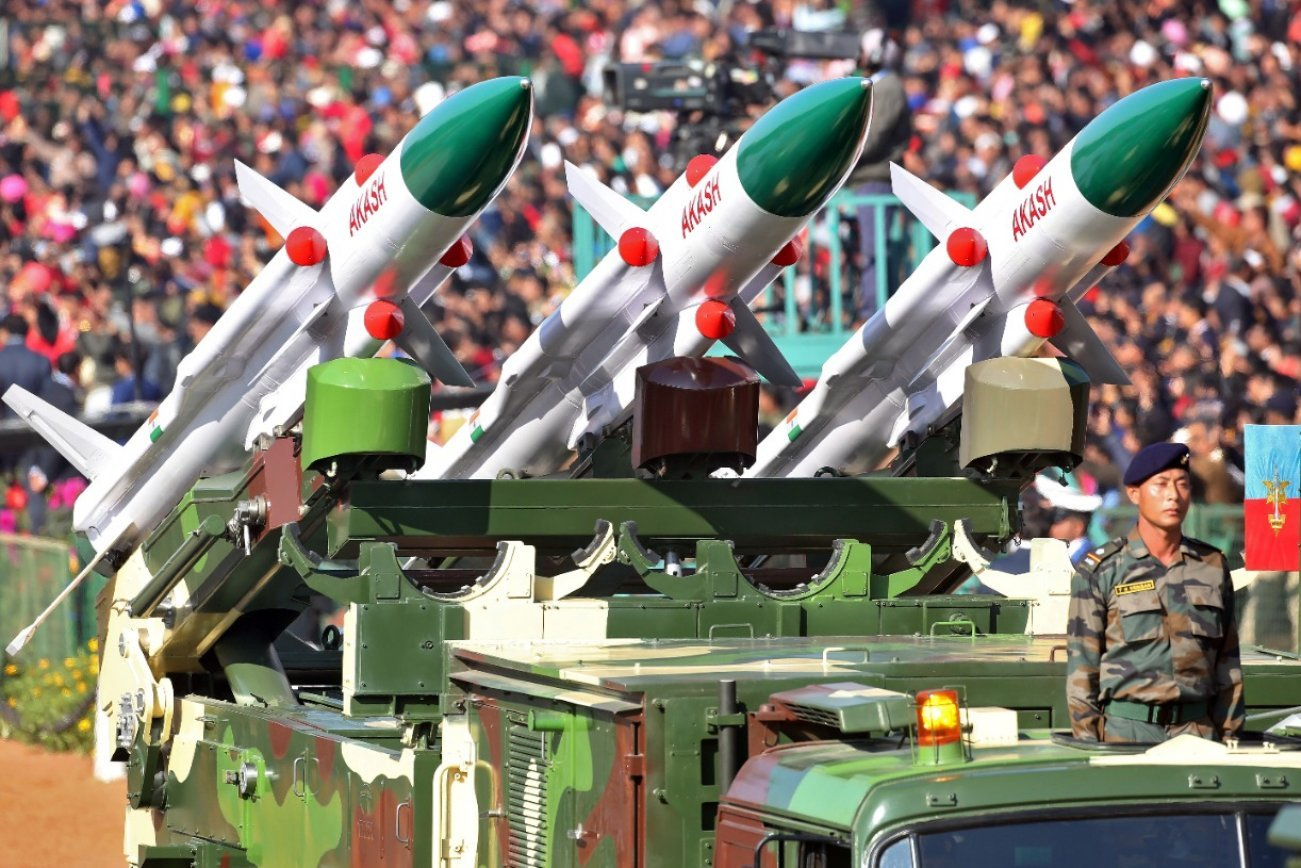 India's Military Now Has Hypersonic Missiles