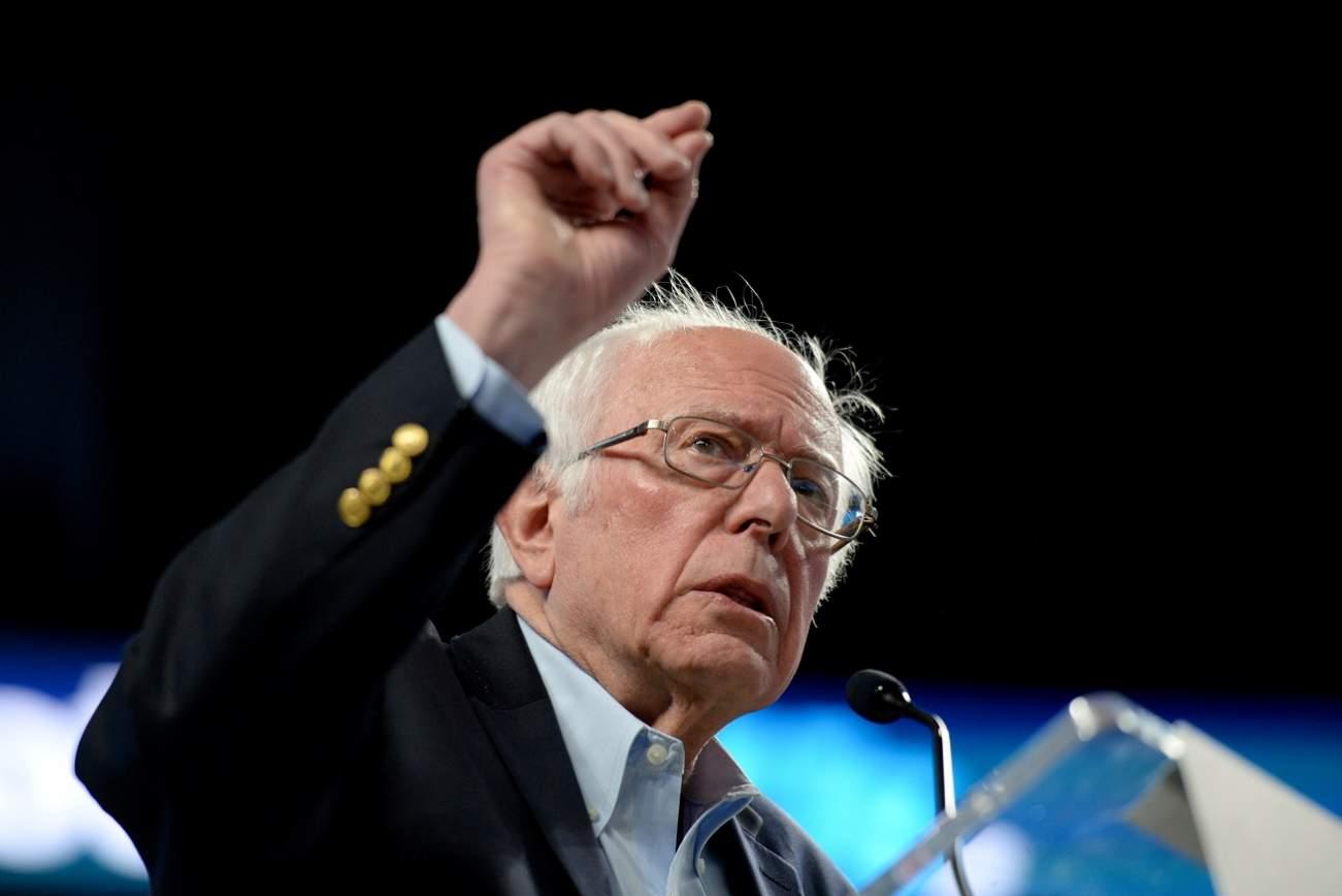 Bernie Sanders Wants a Universal, Federally Financed Childcare Plan