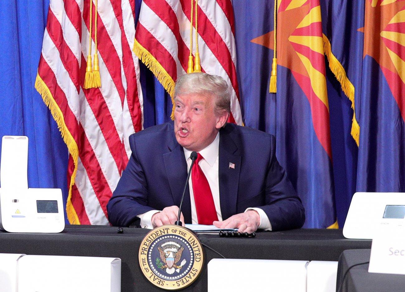 Native Americans Overwhelmingly Dislike Trump (Think Casinos)