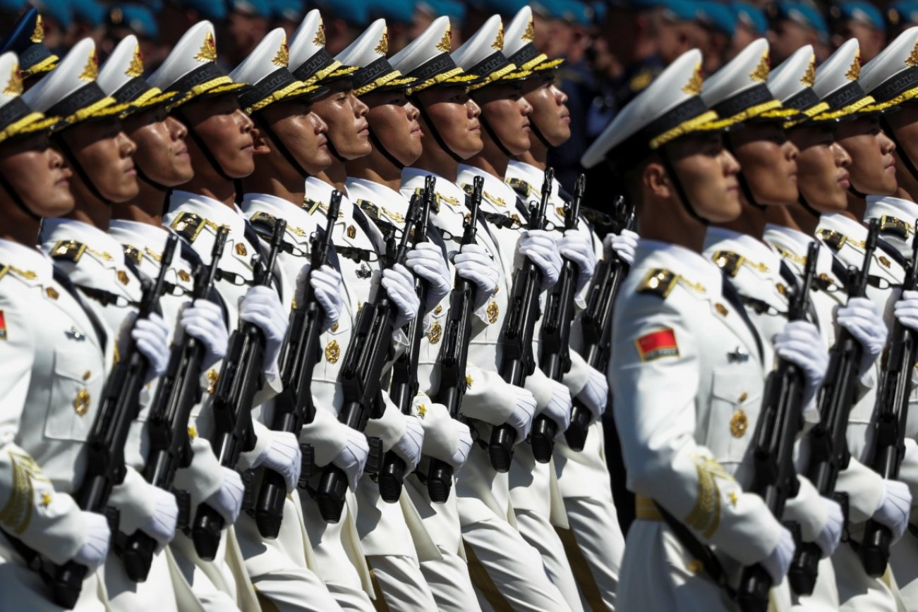 China Has a Master Plan Defeat America in a Hellish War