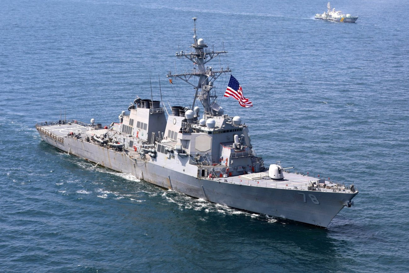 The U.S. Military is Practicing Island-Hopping Again