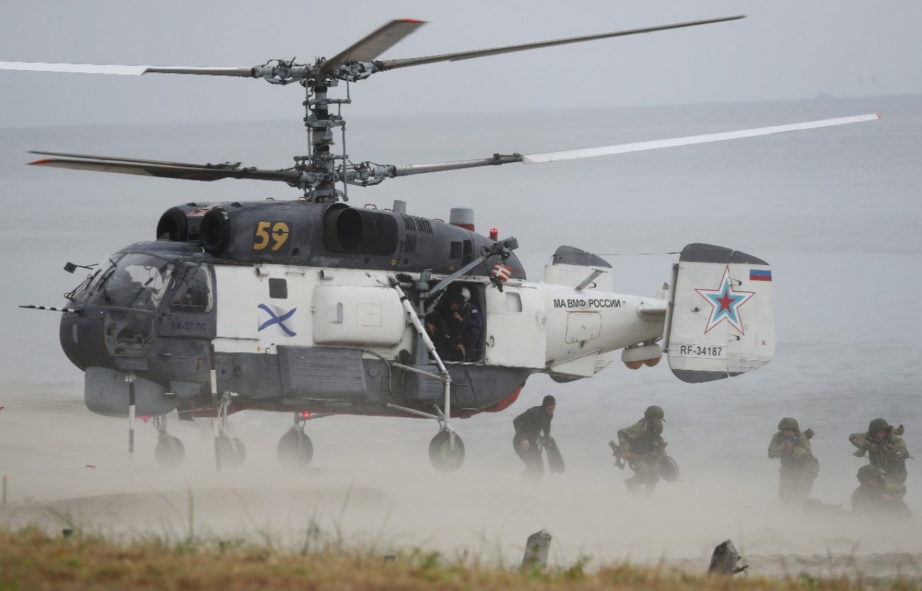 Wargame: Is NATO Ready For A Russian Invasion Of Norway?