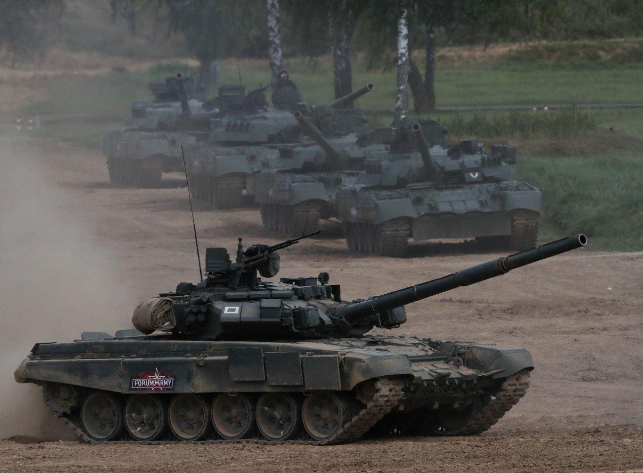 NATO's Achilles Heel: Russia Is Ready To Exploit Europe's Suwalki Gap