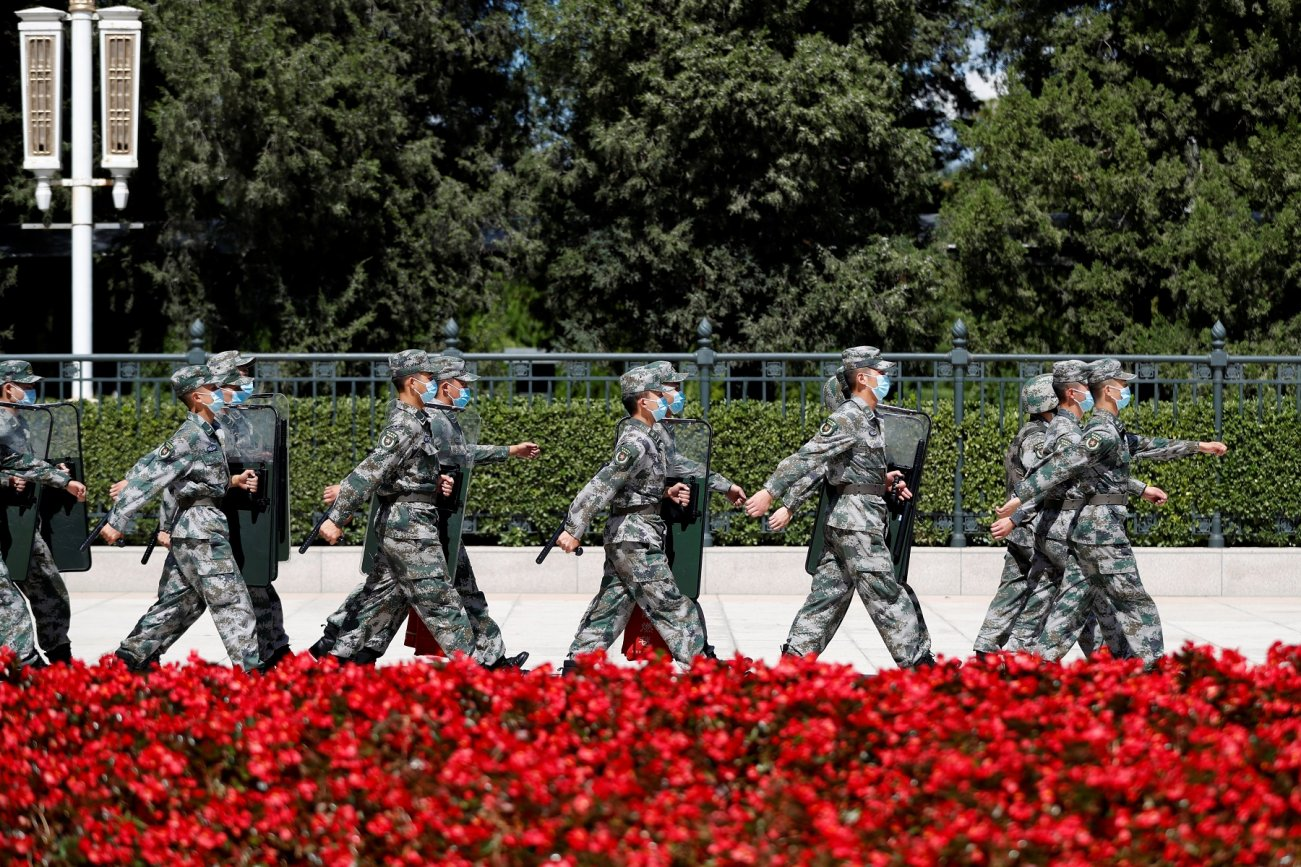 Could China Beat the U.S. In a War? They're Certainly Preparing To