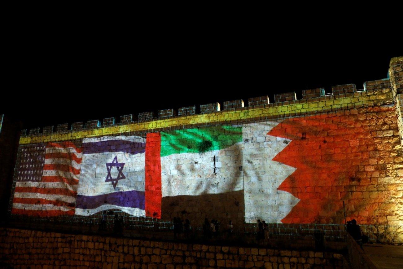 Israeli-Palestinian Peace Starts With Combating Anti-Semitism