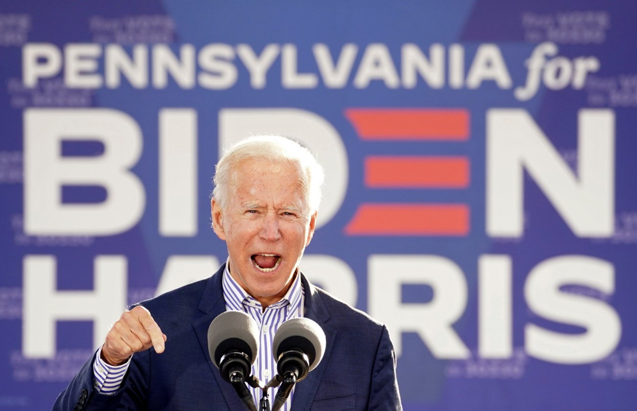 Will Donald Trump or Joe Biden Win? This Website Lets You Decide.