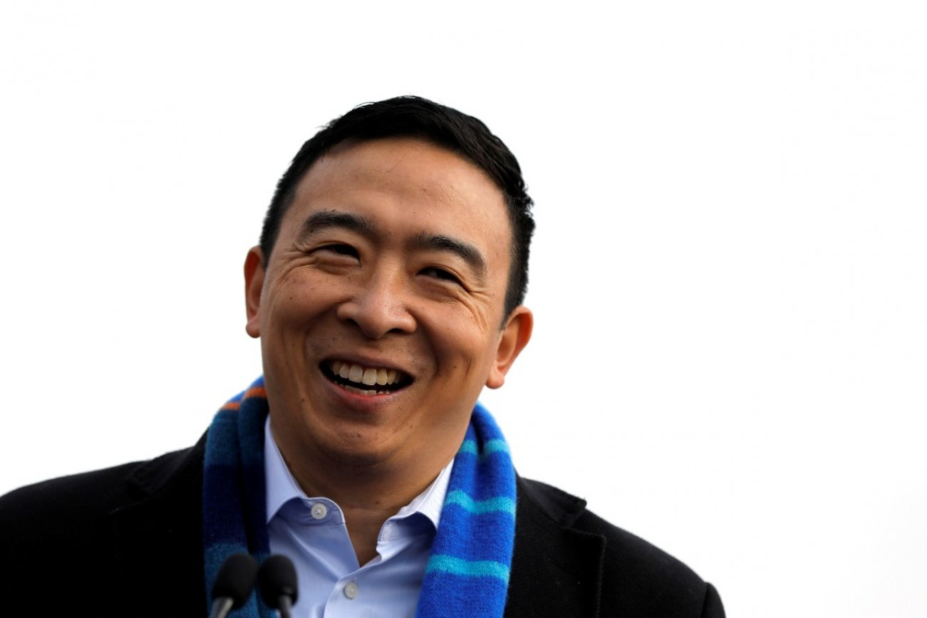 Andrew Yang: The Next Mayor of New York City?
