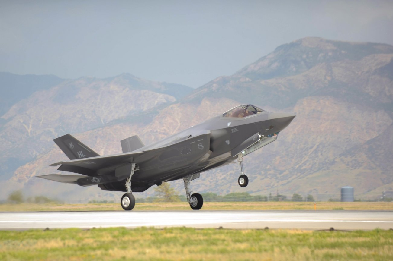 The Middle East Is Helpless Against Israel's Modified F-35 Stealth Fighters