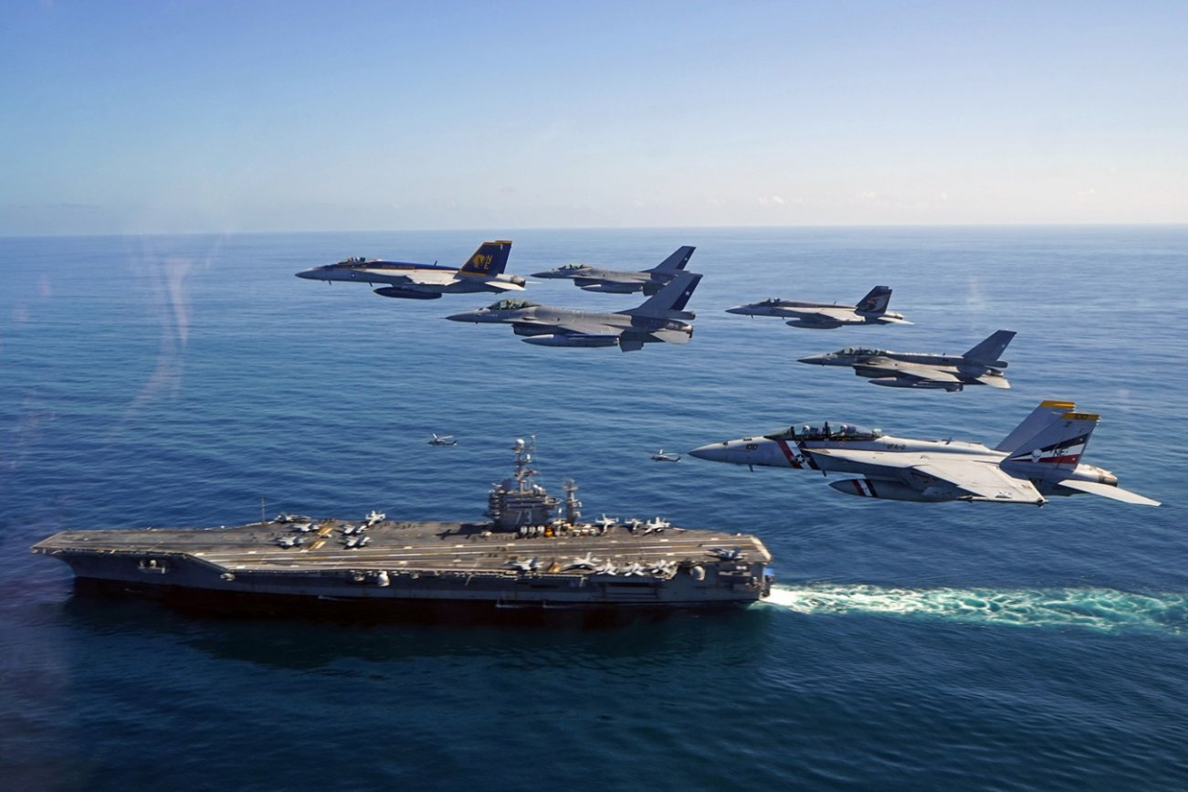 America's Aircraft Carriers: Unstoppable Military Machines Or Sitting Ducks?