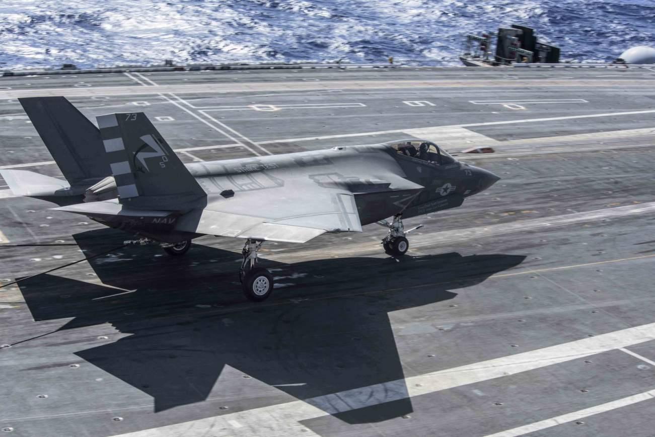America's F-35 Stealth Fighter Has No True Competitor