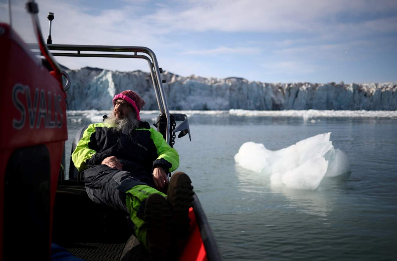 Russia's and China's Interest in Cold Svalbard Heats Up
