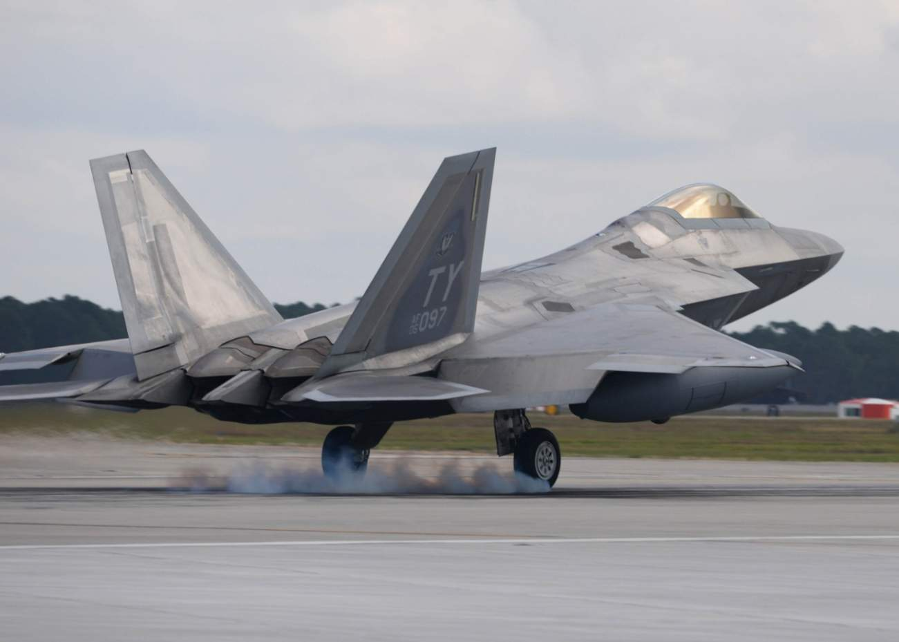 Surprise: Iran Never Saw This F-22 Stealth Fighter Coming