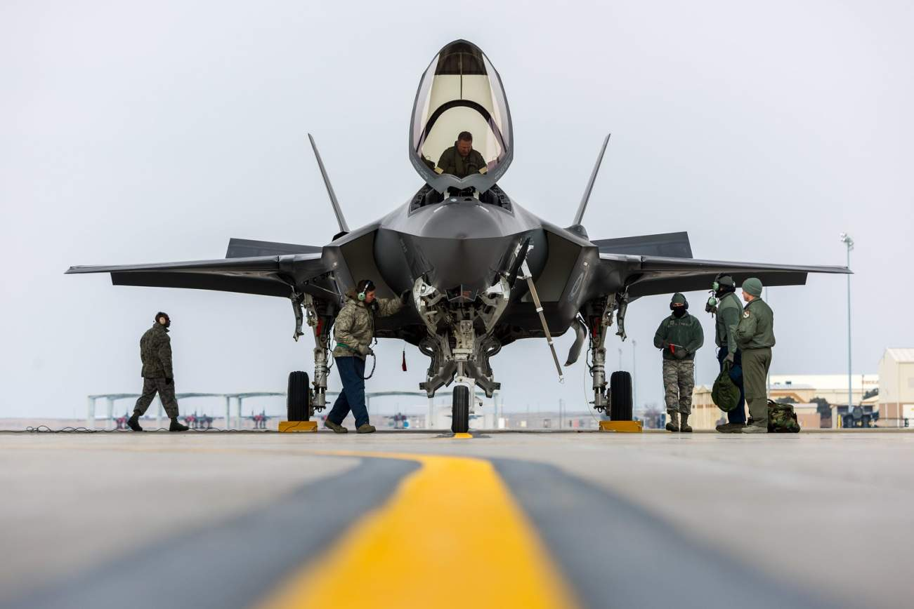 Here Comes the 'New' F-35 Stealth Fighter (It Will Be Epic)