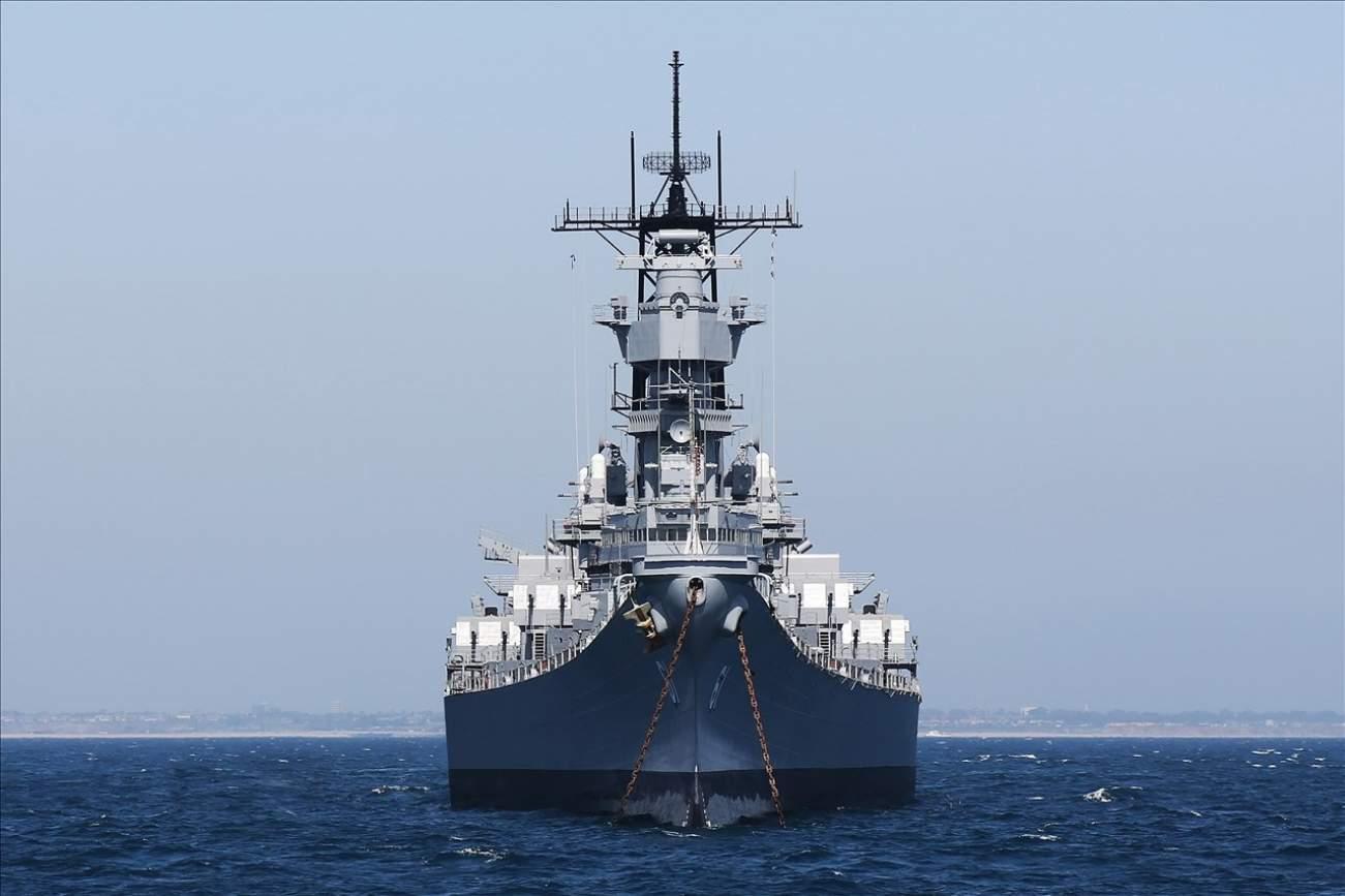 Meet the 'Battlecarrier': When the Navy Merges a Battleship and Aircraft Carrier