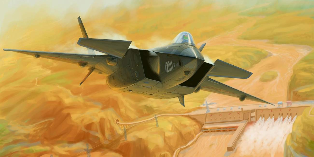 Is China's Upcoming 'Super' Stealth Fighter the End of the U.S. F-35?